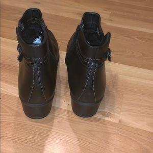 Ecco Shoes - Ecco ankle boots goretex black leather size 41/10